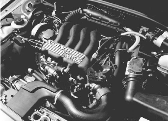 VOLVO turbo