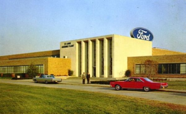 ford st louis