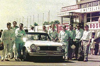 ika 1969 nurburgring