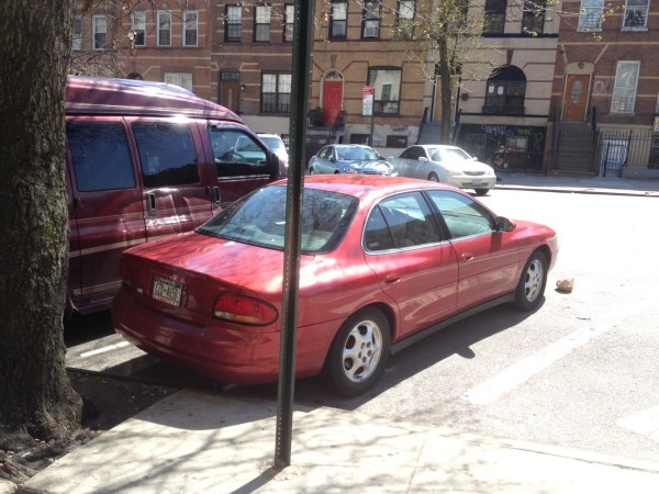 oldsmobile intrigue 8