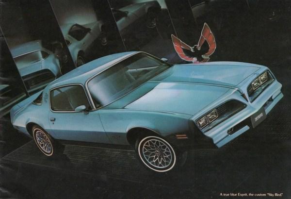 pontiac firebird skybird 1978
