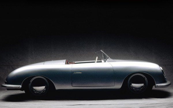 1948 Porsche 356 Nr.1 Roadster; top car design rating and specifications