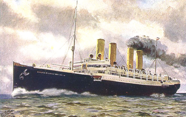 020 Colour_drawing_of_the_SS_Kaiser_Wilhelm_der_Grosse_by_an_unknown_painter