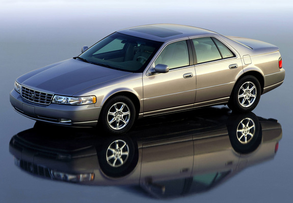 1998 2004 cadillac seville sts