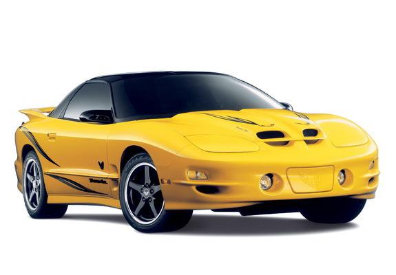 2002 pontiac firebird collector