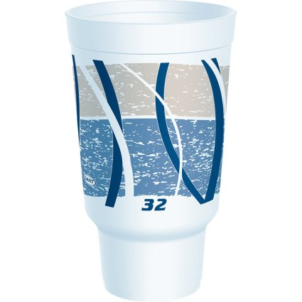 32 oz styrofoam cup
