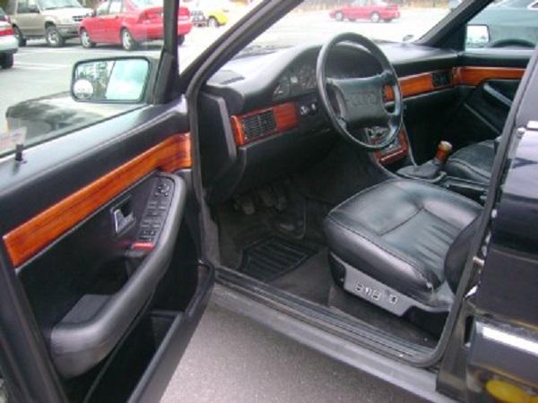 coal 1989 audi 200 avant a kid hauler that hauled rh curbsideclassic com 1990 Audi 100 1989 Audi 5000