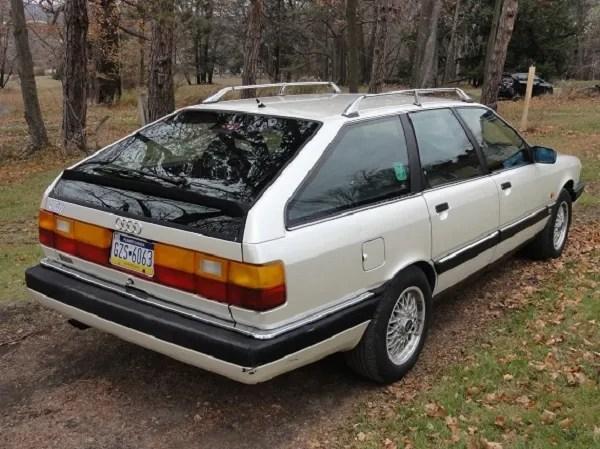 6 - Audi 200 Avant