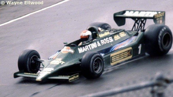 7 - Datsun 510 Mario Andretti