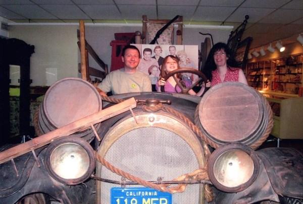 Beverly Hillbillys car pic