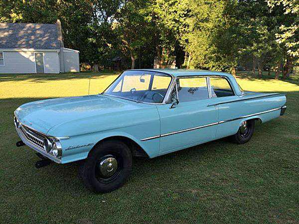 Ford 1961 Fairlane fq