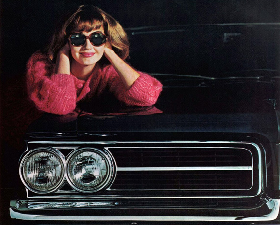 Pontiac GTO 64