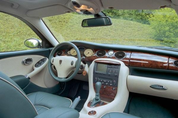 Rover_75_dashboard