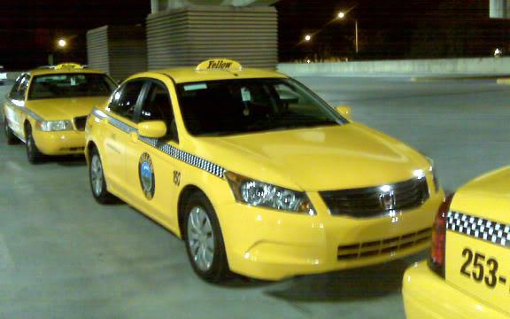 accord taxi