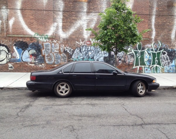 Curbside Classic: 1994-96 Chevrolet Impala SS – Killer Whale