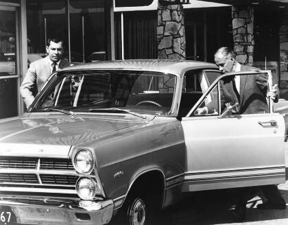 dragnet car -