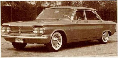 oldsmobile corvair