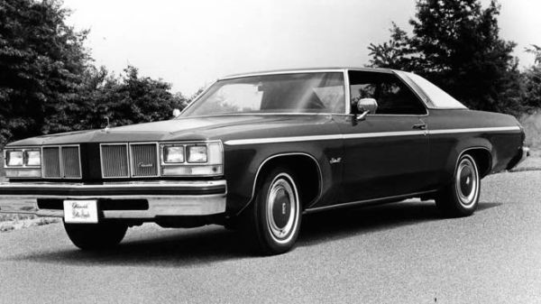 oldsmobile delta 88 1976 royale crown landau 1