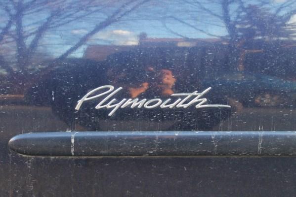 007 - 2nd Gen Plymouth Neon emblem selfie CC