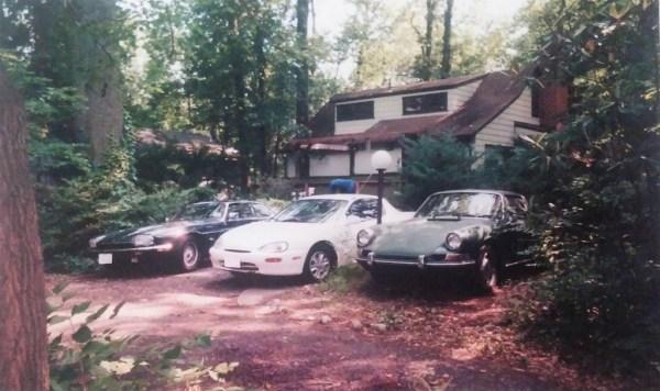 2 -1995 Mazda MX-3 in good company