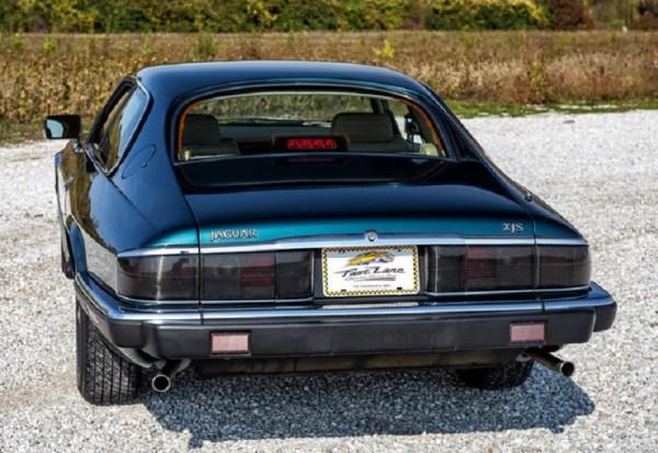 4 - Jaguar XJS