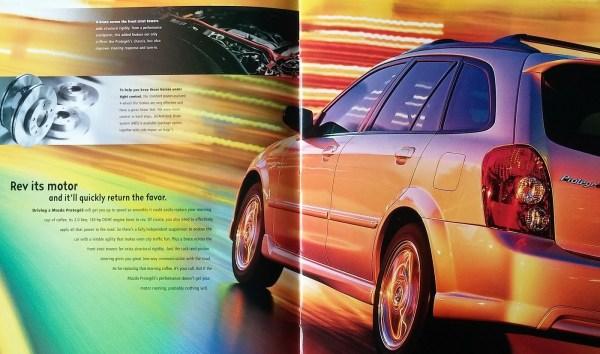 6 - Mazda Protege5