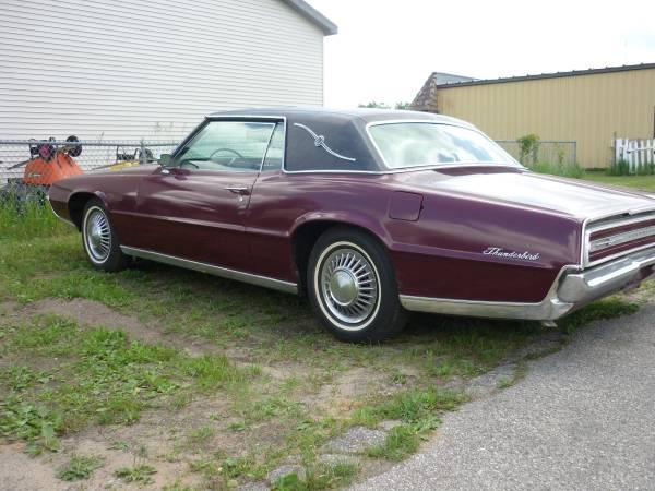 '67 T-Bird 1