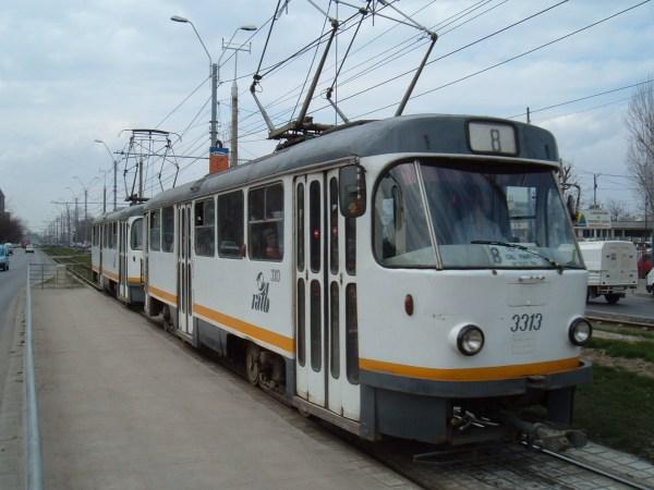 Bucharest_Tatra_tram_1