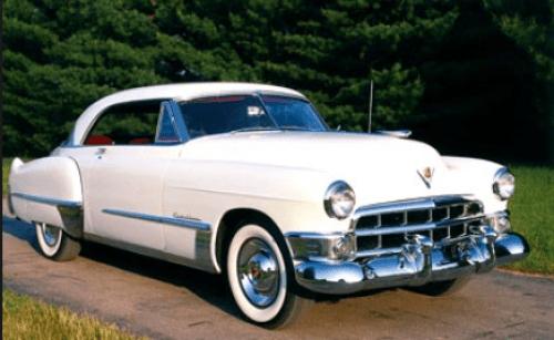 Cadillac 1949 hdtop
