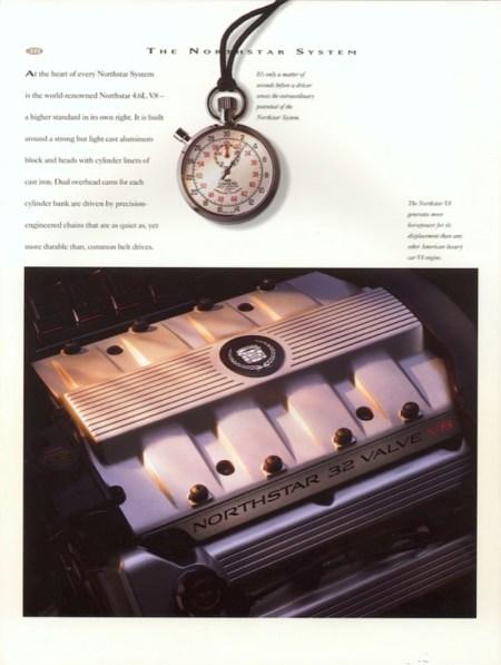 Cadillac Northstar V8