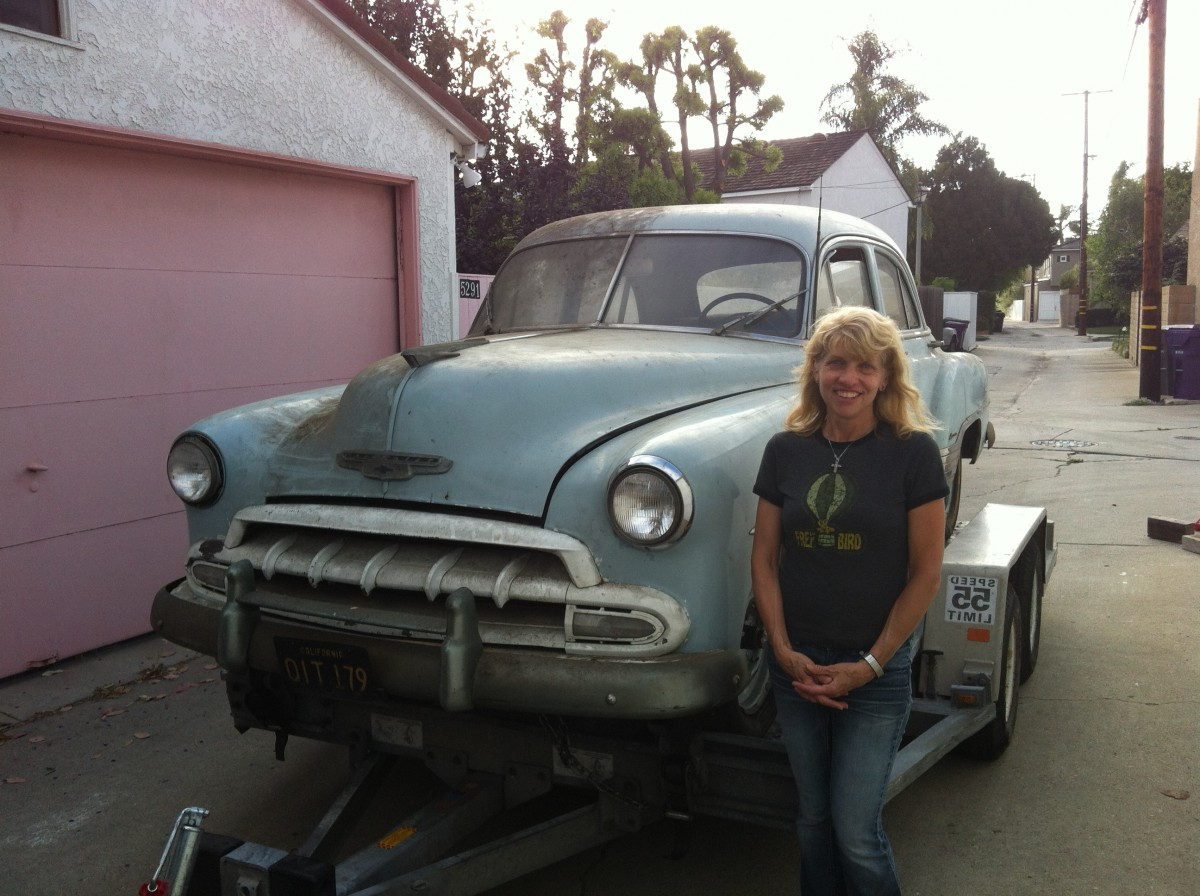 All Chevy 1952 chevy styleline parts : Curbside Classic: 1952 Chevrolet Styleline DeLuxe 4-Door Sedan ...
