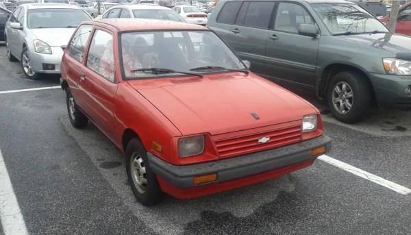 Chevrolet 1985 sprint ffq