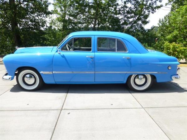 Ford 1949 fordoor
