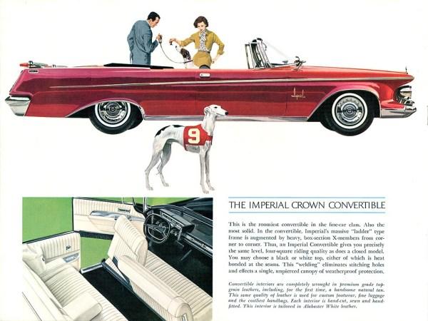 Imperial Brochure 1962