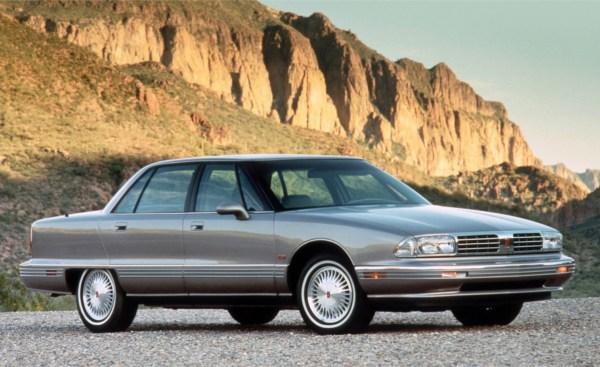 Oldsmobile Ninety-Eight 1996