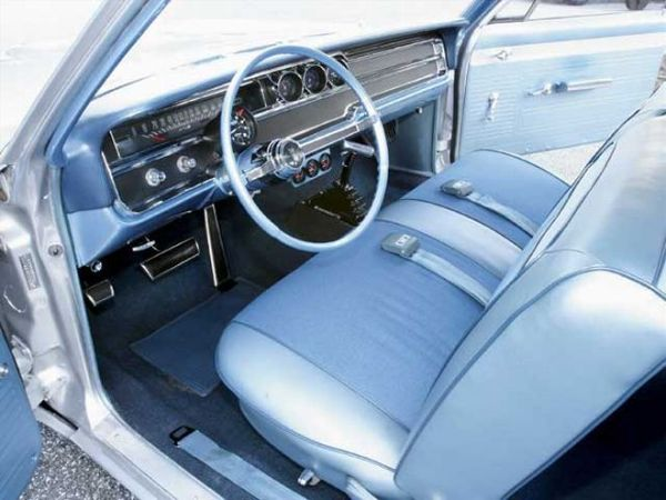 Pontiac 1965 Catalina int
