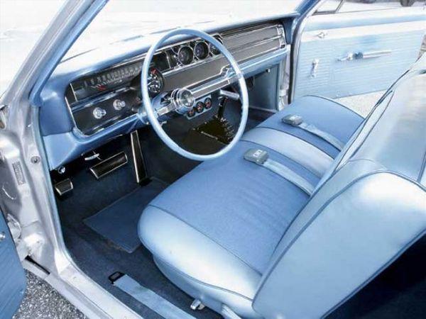 Pontiac 1965 Catalina int