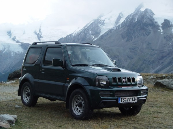 Suzuki Jimny DDiS