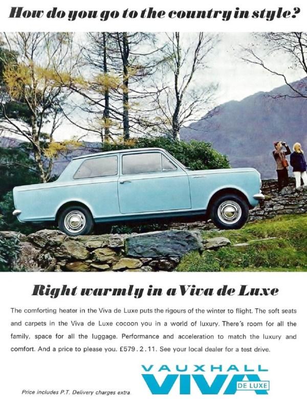 Viva HA advert uk 1966