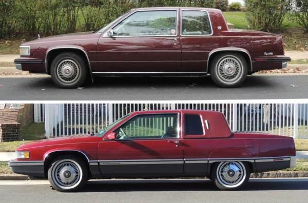 Wheelbase Comparison