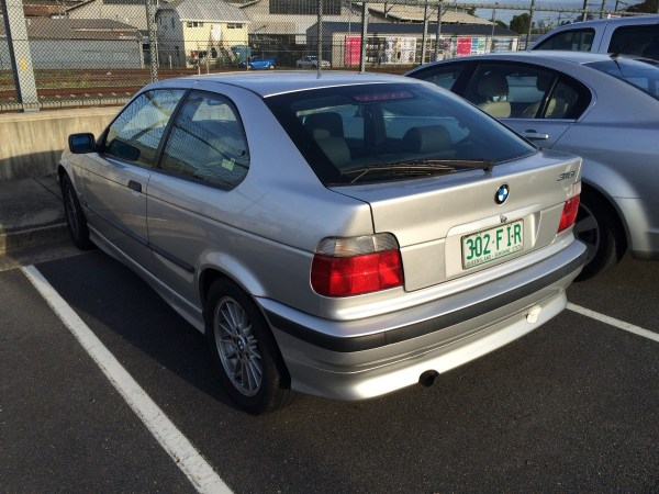 bmw 3 series compact 3