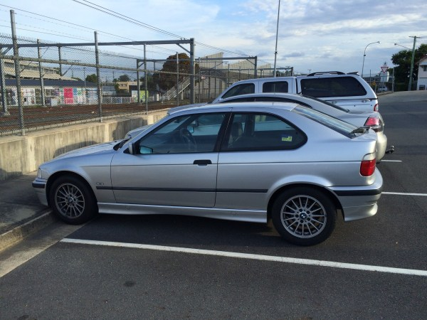 bmw 3 series compact 4