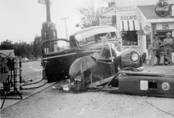 buckhorn wreck