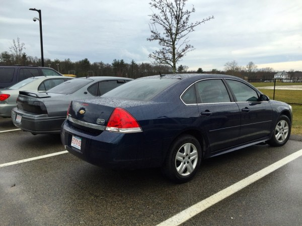 chevrolet impala 2006 1