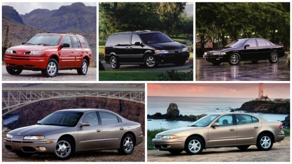 final oldsmobile lineup