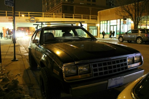 011 - 1981 - '83 AMC Eagle SX4 Series 50 CC
