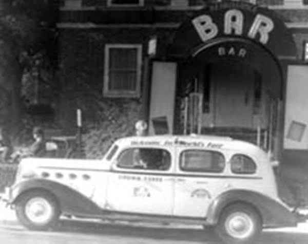 1938 General Taxi Kew Gardens