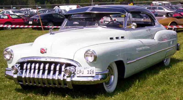 1950 Buick Riveria