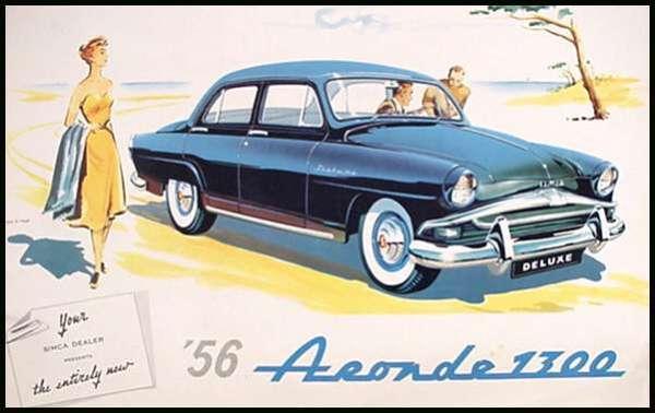1956 Simca
