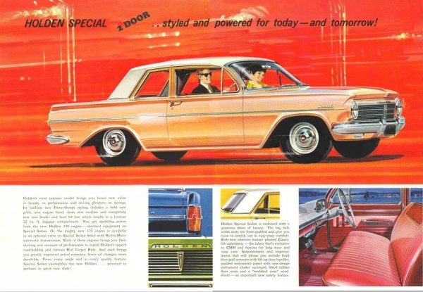 1964 Holden EH coupe